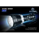Xtar D35 Подводный фонарь (полный комплект)